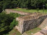 Northern edge of the castle's Nino-maru quarter