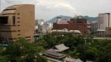 Kokura's skyline viewed from the castle