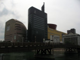 NHK Kitakyūshū, Riverwalk and Tokiwa-bashi
