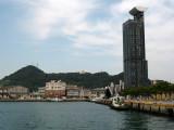 Waterfront in Moji-kō