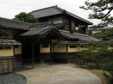 Japanese-style wing of the Takatori Estate