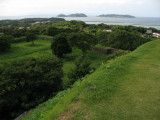 View over the former Ni-no-maru