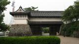 Shachi-no-mon at Saga-jō