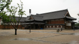 Restored Honmaru-goten of Saga-jō