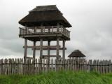Watchtower in the Minami-naikaku