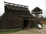 Replica of the king's house