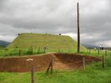 Large burial mound at Kita-funkyubo