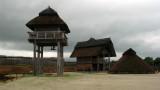 Watchtower with Kita-naikaku huts