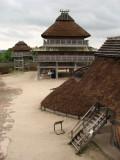 View across Kita-naikaku from a watchtower