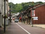 Backstreet in Sakigata-machi