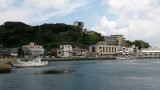 Hirado's central harbor