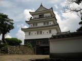 Restored keep of Hirado-jō