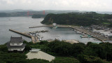 New port of Hirado with castle turret