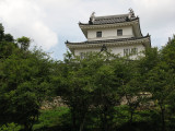 Below the Kensō-yagura