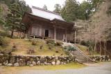 Hon-dō (main hall) at Mantoku-ji