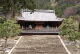 Steps leading to Jōkō-ji