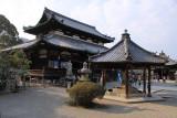 Kannon-dō and pavilion