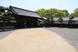 Former palace gate of Marugame Castle