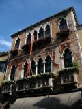 Venetian villa facade