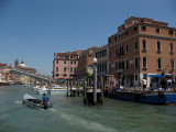 Out on the Grand Canal