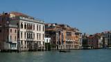 Venetian villas facing the Grand Canal