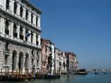 Exiting onto the Bacino di San Marco