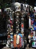 Assortment of Carnevale masks