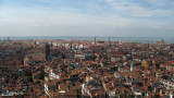 Skyline of Venice from the campanile