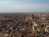 A sea of tile roofs