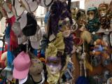 Various souvenirs in detail