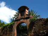 Renaissance archway on the Palatine
