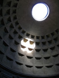 Oculus within the dome