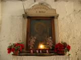 Altar to Saint Nicholas - Bari's patron saint