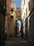 Another small lane in Barivecchia