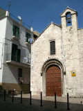 Small church off Corso Antonio de Tullo