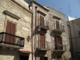 Balconies in Barivecchia
