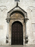 Entrance to the basilica