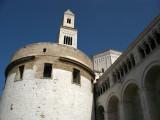 Flank of Basilica di San Nicola