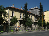 Old villa on Rr. Durrësi