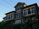 Badly maintained Ottoman-era house