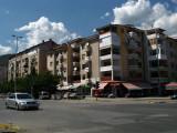 Apartment blocks along Bulevar Maršal Tito