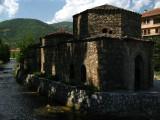 Turkish-era bathhouse and Pena River