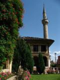 In the courtyard of the Šarena Djamija
