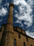 Sultan Mehmit Fatih Mosque and minaret