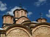 Domes of Gračanica Monastery