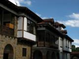 Monastic dwellings at Gračanica Monastery