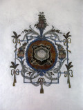 Ceiling detail, Bajrakli Mosque