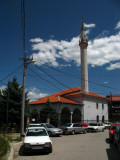 Neighborhood mosque in a western suburb
