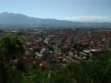 View over central Prizren