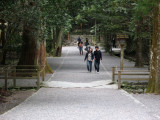 Path to auxiliary sanctuaries, Gegū